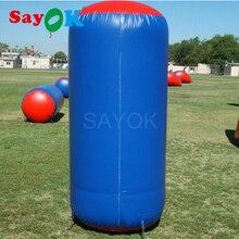 Cerceau gonflable flottant de basket-ball de PVC pour le basket-ball de tir de jeu de leau avec la pompe à air