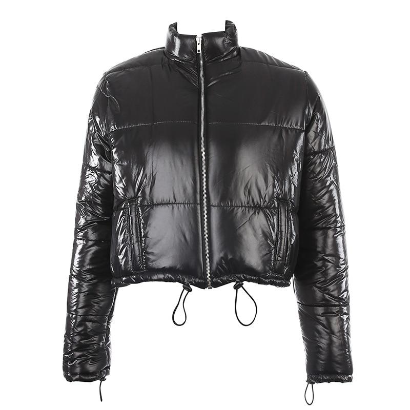 Женская одежда Новинка Зима 2020 хлопковая куртка утепленная теплая короткая хлопковая куртка на молнии с воротником-стойкой glissade куртка утепленная женская glissade размер 44