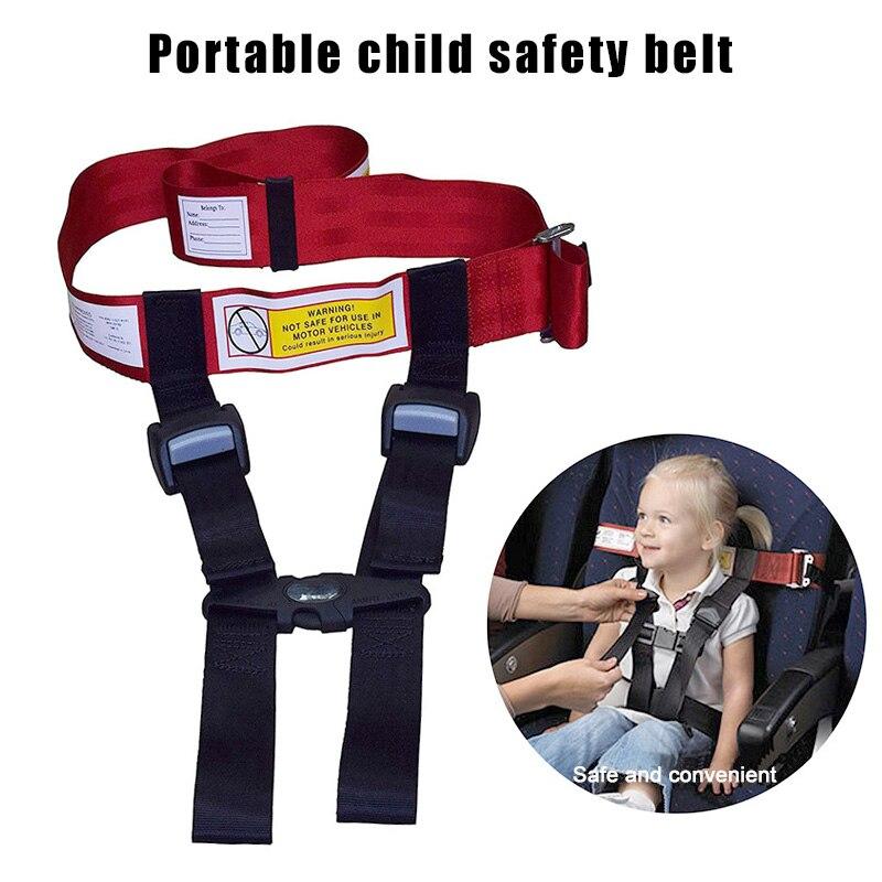Детские ремни безопасности для путешествий