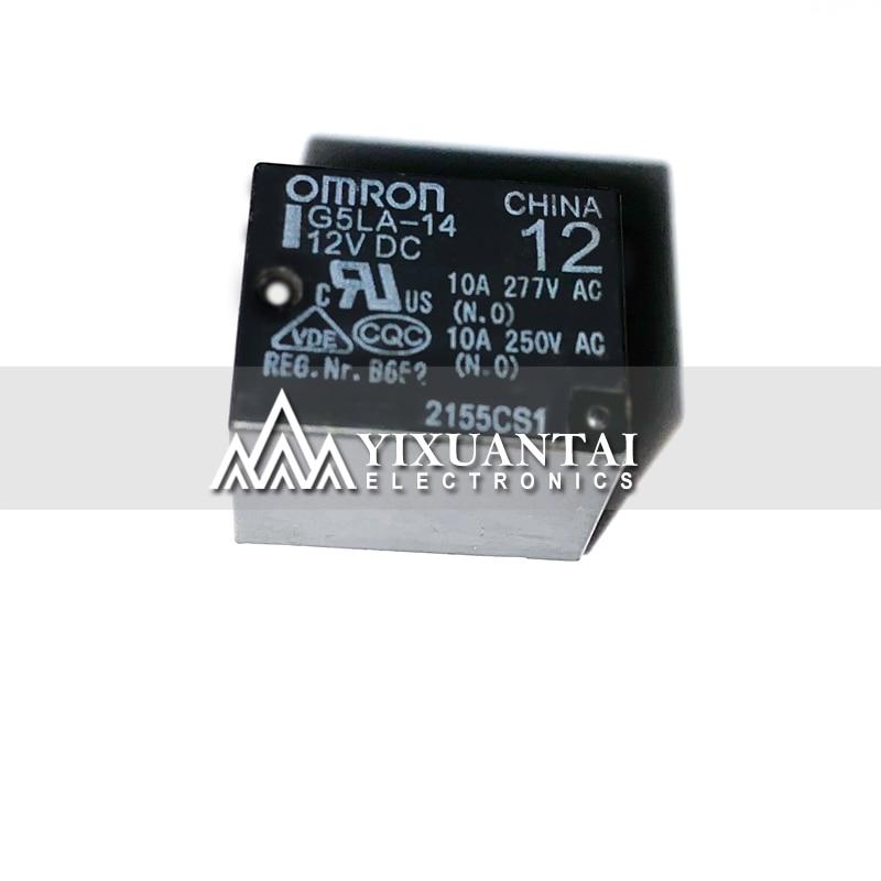 1pcs/lot G5LA-14-5VDC G5LE-14-5VDC G5LE-14-12VDC G5LE-14-24VDC G5LA G5LE DIP NEW