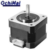 1pc 42hs34 1304a 1 8 degree hybrid stepper motor 2 phase for laser engraver machine cnc router