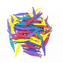 100 pièces dentaire orthodontique élastique crochet placement dispositif accolades crochet orthodontique anneau tracteur