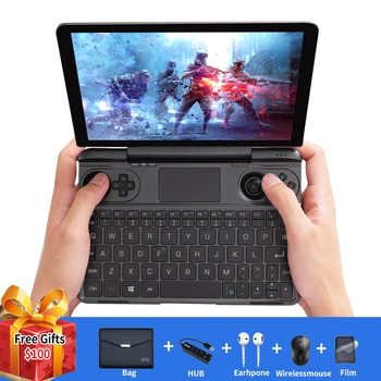 In stock!GPD Win Max Mini Handheld Windows 10 Video Game Console Gameplayer 8Inch Laptop UMPC Tablet PC intel core i7-1195G7