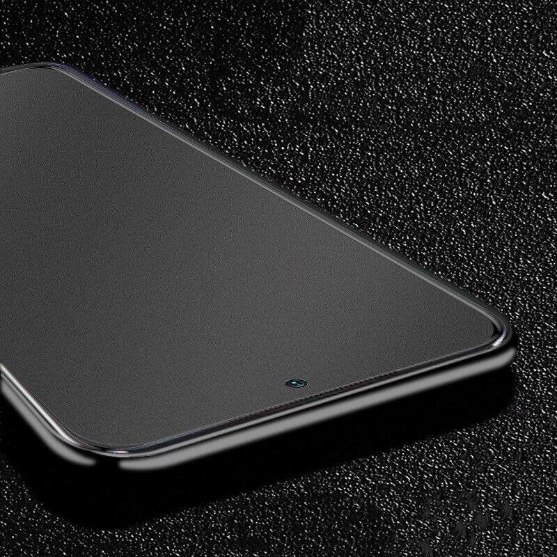 עבור XiaoMi Mi 11 לייט 11i 11 נוער 11X פרו מט חלבית מזג זכוכית מסך מגן Mi11 לייט נוער מגן זכוכית