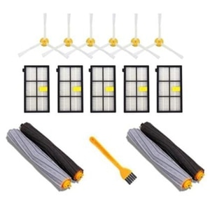 HEPA Filters Brushes Replacement Parts Kit for IRobot Roomba 980 990 900 896 886 870 865 866 Accessories Kit