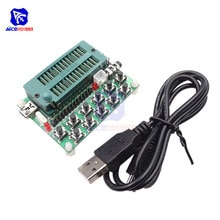Diymore WT588D USB Audio programmeur vocal téléchargeur puce vocale WT588D-16P 28p avec Mini câble USB