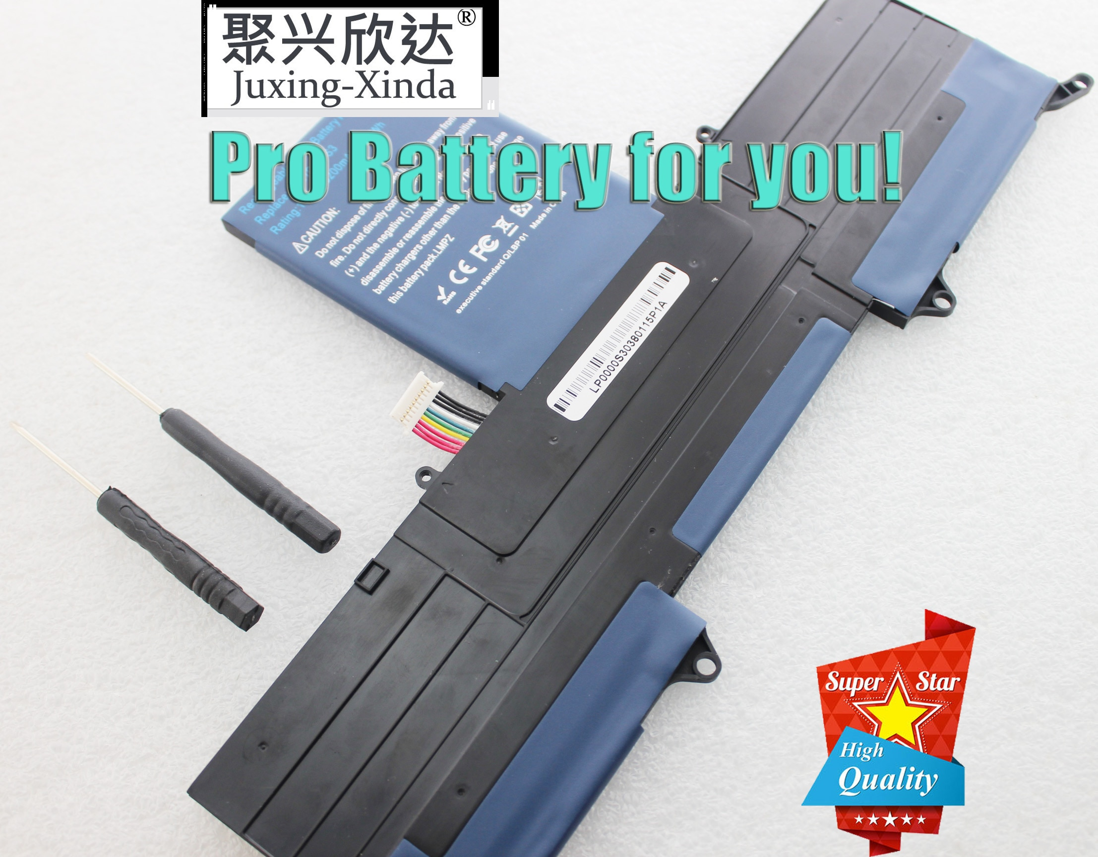 New Battery AP11D4F AP11D3F for ACER Aspire S3 S3-951 S3-951-2464G24iss S3-951-6464 S3-951-6646 MS2346 Laptop Battery