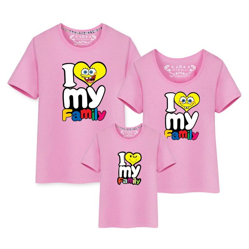 T Shirt Woman Cartoon Korean Anime Shirt Girl Ropa De Navidad Men Shirt Large Size Vintage Family Clothes Father Mother Baby Boy