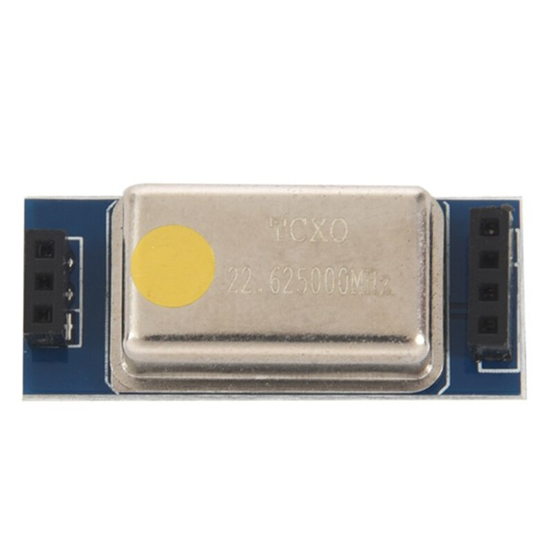 Metal 22.625mhz tcxo TCXO-9 yaesu ft-817/857/897 compensação cristal módulo