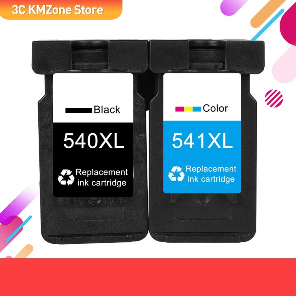 540XL 541XL cartucho de tinta Compatible para PG540 CL541 Pixma MG4250 MG3250 MG3255 MG3550 MG4100 MG4150 impresoras