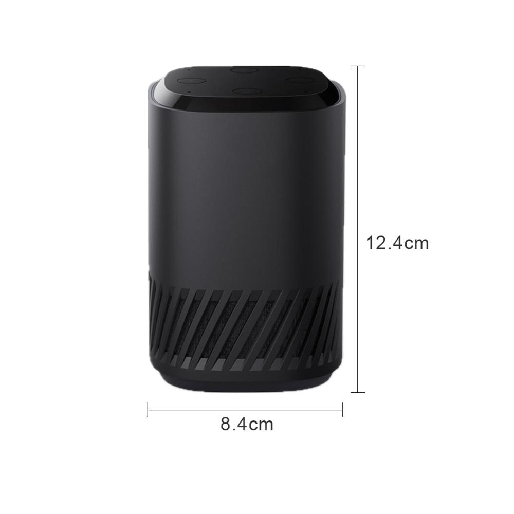 Voice  Activated Mini Bass Bluetooth AI Smart Alexa Speaker Voice Controlled with IR enlarge