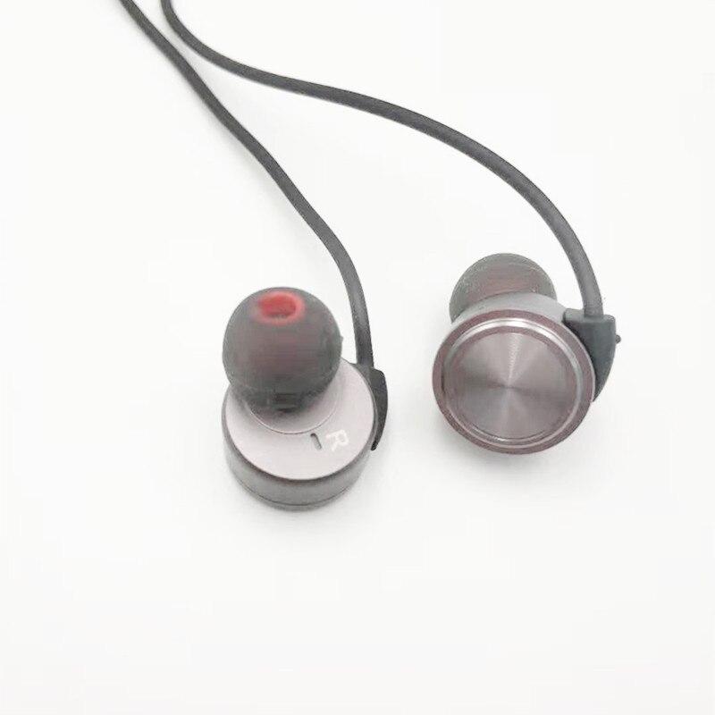 TINHIFI T1 auriculares estéreo doble unidad dinámica en Auriculares auriculares HIFI Metal auriculares con micrófono Tin T2 T3 P1 T4 24h barco