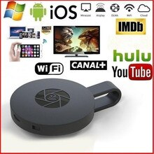 WiFi Wireless Display Dongle HDMI-compatible Adapter Portable TV Receiver 2.4G 1080P Airplay Mirrori