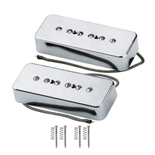 Набор шейного моста мыло бар P90 пикап Alnico 5 электрогитара затактовый звукосниматель с одной катушкой гитары Части