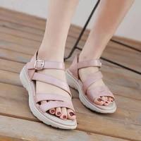zara wedge sandals for women 2021 comfortable luxury designer summer fashion brand casual buckle non slip woman beach sandals