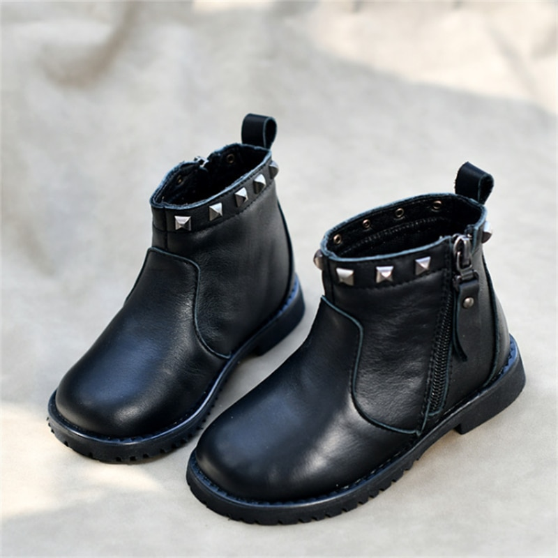 new-autumn-winter-children-shoes-boys-girls-fashion-black-short-plush-student-genuine-leather-kids-ankle-martin-boots-baby-018