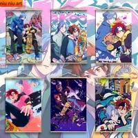 diamond painting anime manga sk8 infinite diamond inlaid diamond mosaic diamond embroidery cross stitch kits home decoration