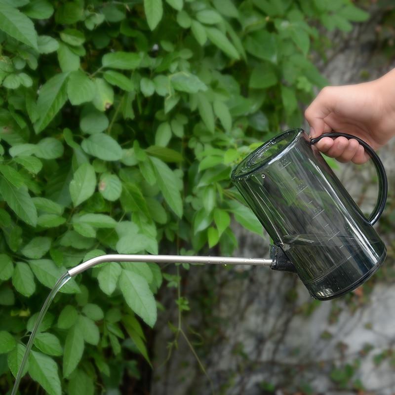 Чайник из нержавеющей стали 304 маленький чайник с длинным горлышком для полива в