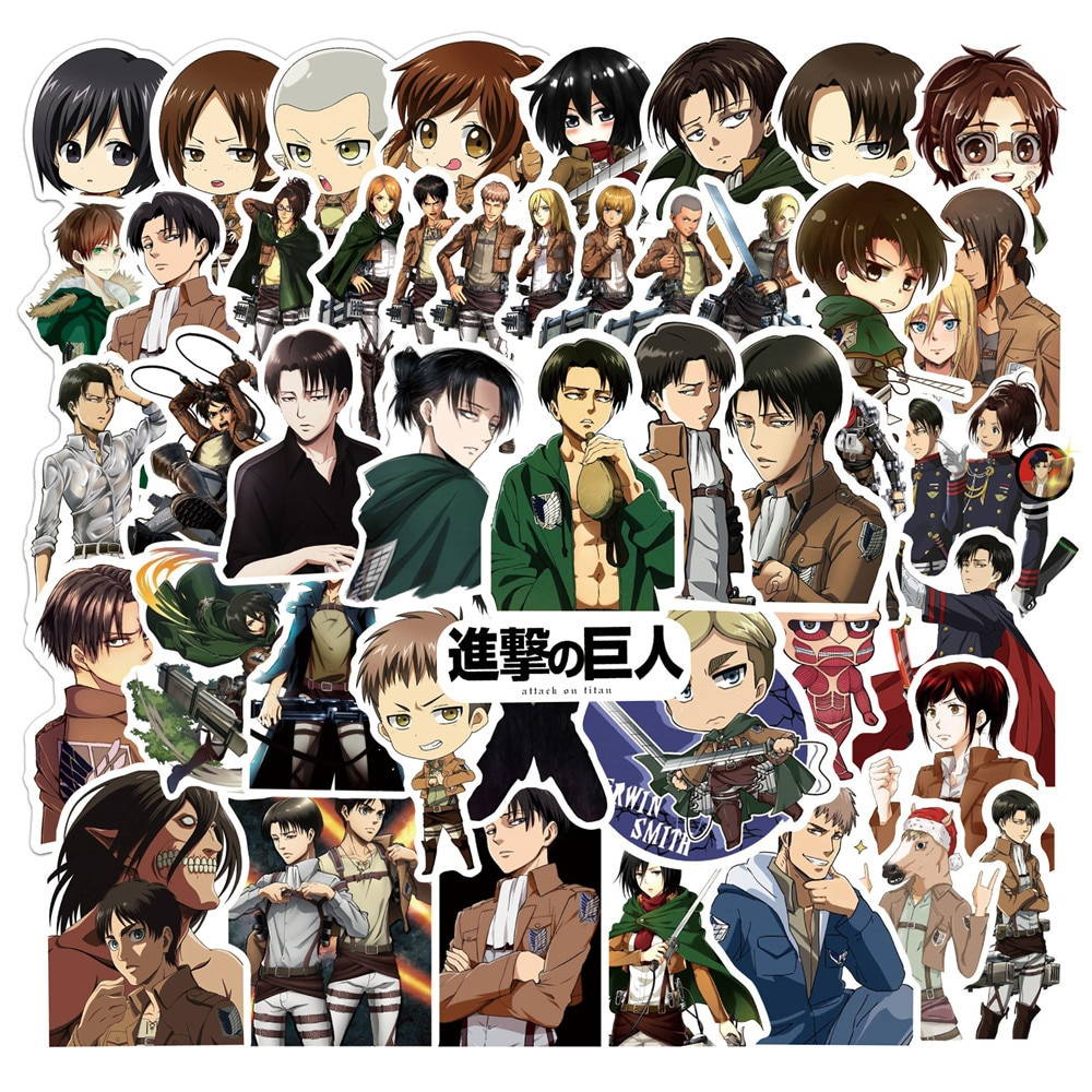 New 100 Pieces Classic Movie PVC Stickers Cover Funny Anime Phone Laptop Macbook Pro Scrapbook Scooter Toys For Children Gift