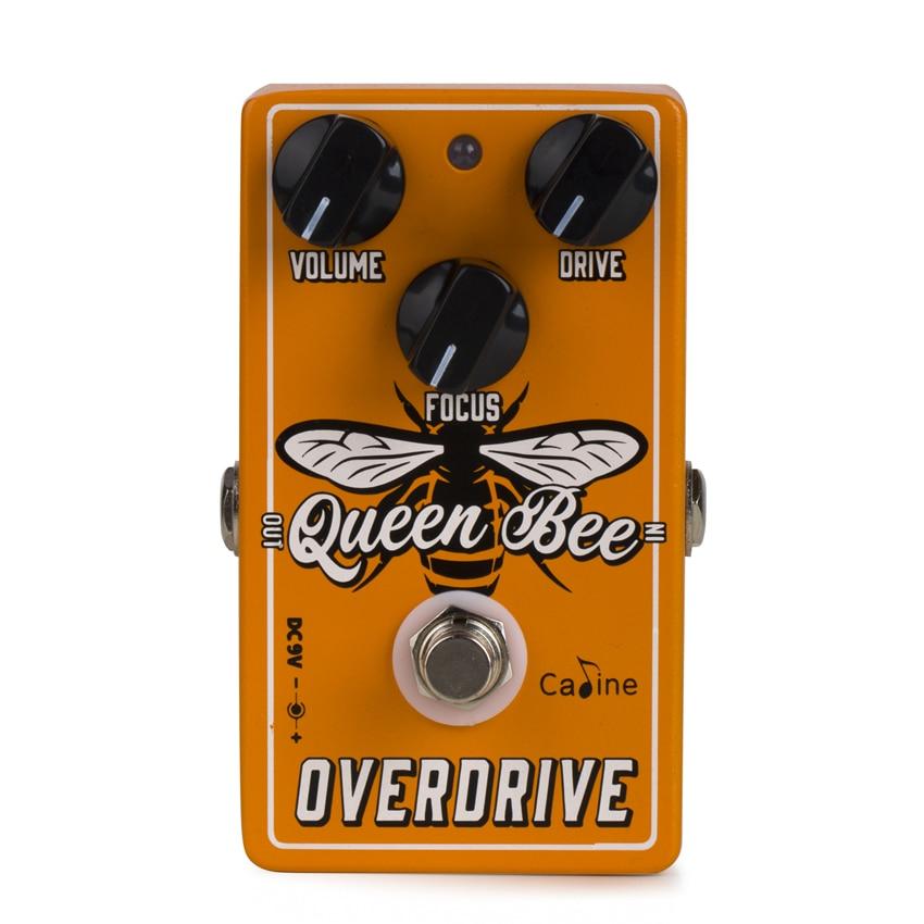 Caline CP-503 Queen Bee Overdrive Guitar Effect Pedal Guitar Accessories