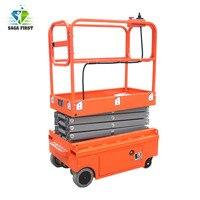 Self Propelled Hydraulic Lifting Equipment/Mini Scissor Lift (3m)