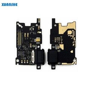 Замена для Xiaomi Mi 6 Mi6 M6 M 6 USB-порт для зарядки док-станция гибкий кабель плата печатная плата лента Разъем для наушников аудио