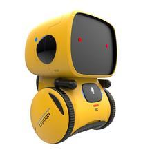 الذكية لعبة روبوت s الرقص صوت الأوامر إصدارات التحكم باللمس اللعب التفاعلية روبوت التعرف على الكلام لعبة روبوت الإلكترونية الهدايا