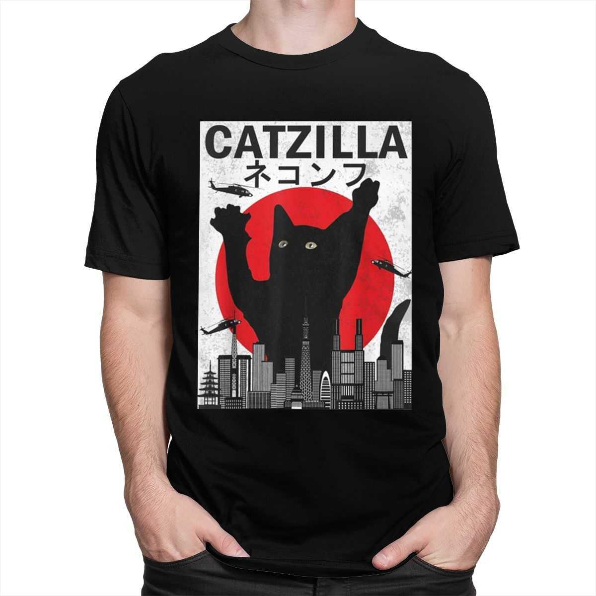 Camiseta de algodón para hombres prenda de vestir de manga corta y...