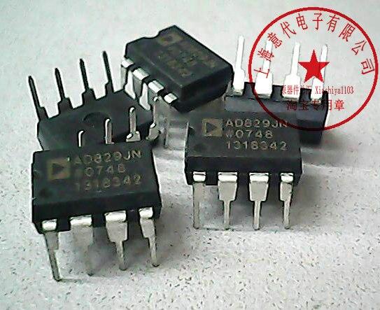 5 قطعة AD829JN DIP-8