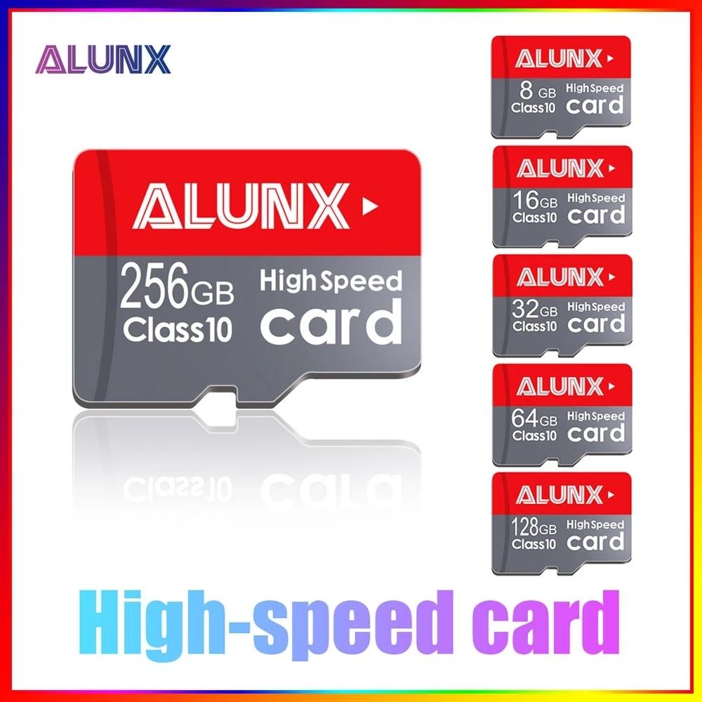ALUNX Ultra Micro SD 64GB 8GB128GB 256GB  16G 32GB Micro SD Card SD/TF Flash Card Memory Card 32gb 64gb 128 gb microSD for Phone