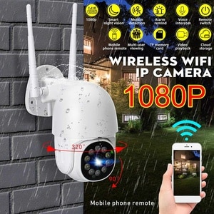 Y10 1080P Wifi IP Camera Surveillance 360° View Wireless double light ball Machine Security Camera For Outdoor Home Night Vision