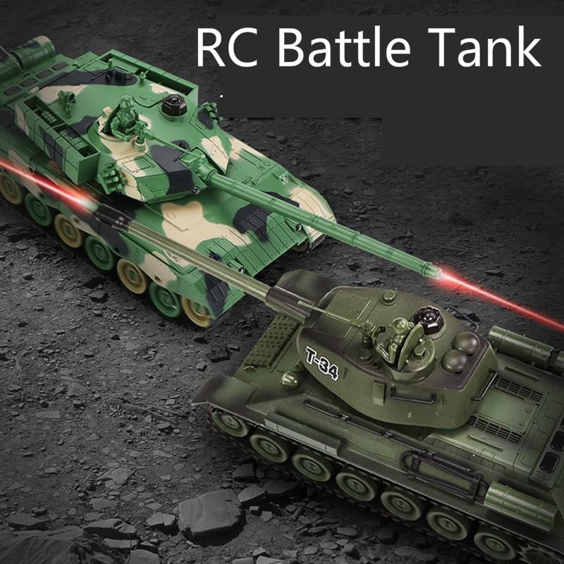Rc Battle Tank Rc Shooting Tank Remote Control Tiger Tank Radio Rc Army Battle Model Tank Millitary Rc Battle Tank Kit Toy Boy