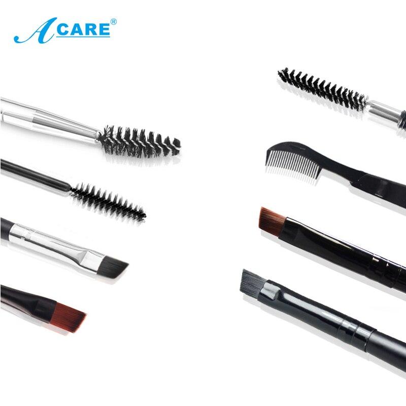 Eyebrow Brush Angled Eyebrow Comb Professional Beauty Makeup Brushes for Lash Eye Brow Brush blendin