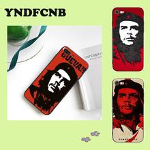 YNDFCNB Che Guevara DIY cubierta de caja de teléfono Shell para iPhone 8 7 6 6S Plus X XS X MAX 5 5S SE XR 11 11pro promax