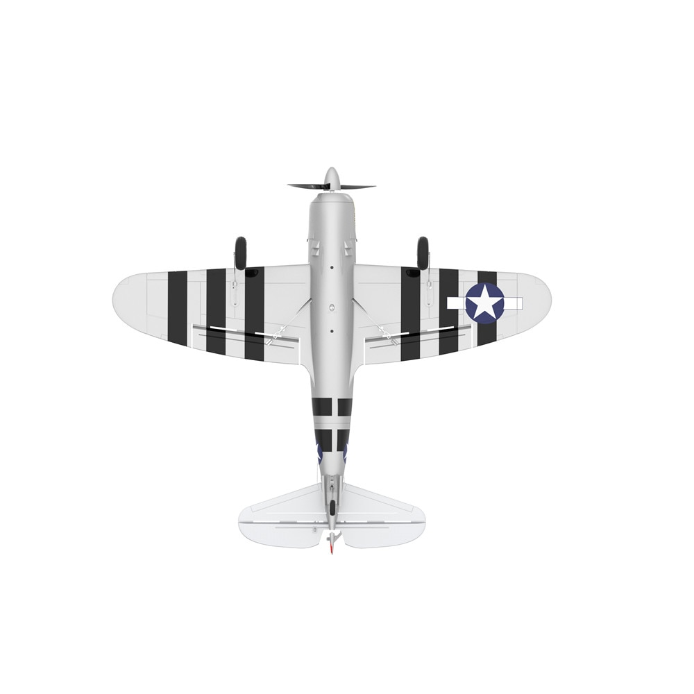 Eachine Mini P 47 رازورباك بوني واربيرد EPP 500 مللي متر الجناح RTF 2.4G 6 محور الدوران طائرة مزودة بجهاز للتحكم عن بُعد طائرات التحكم عن بعد