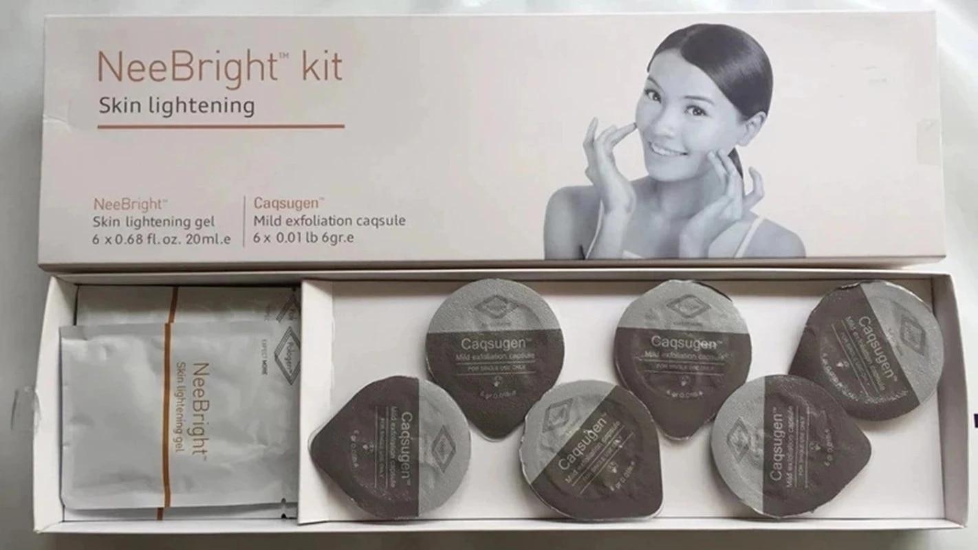 Face Lightening Gels Skin Rejuvenation Kit For Ultrasound CO2 Oxygen Bubble Beauty Machine Facial Brightening Lifting Serum Gels enlarge