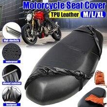 Coprisedile per moto protezione antipolvere impermeabile protezione UV moto Scooter protezione cuscino sedile moto accessori moto