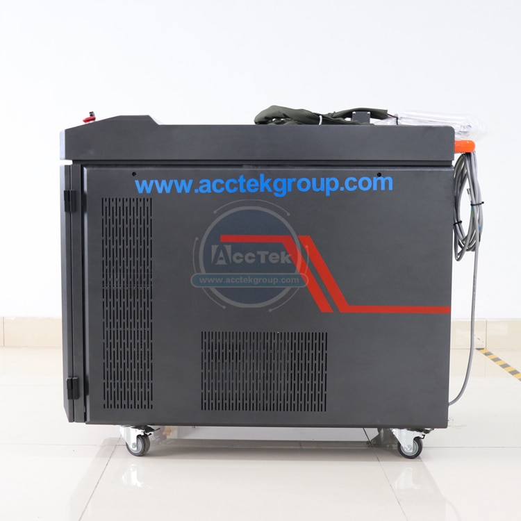 1000w raycus handheld laser welding machine fiber 1000w hand held type laser welding machine enlarge