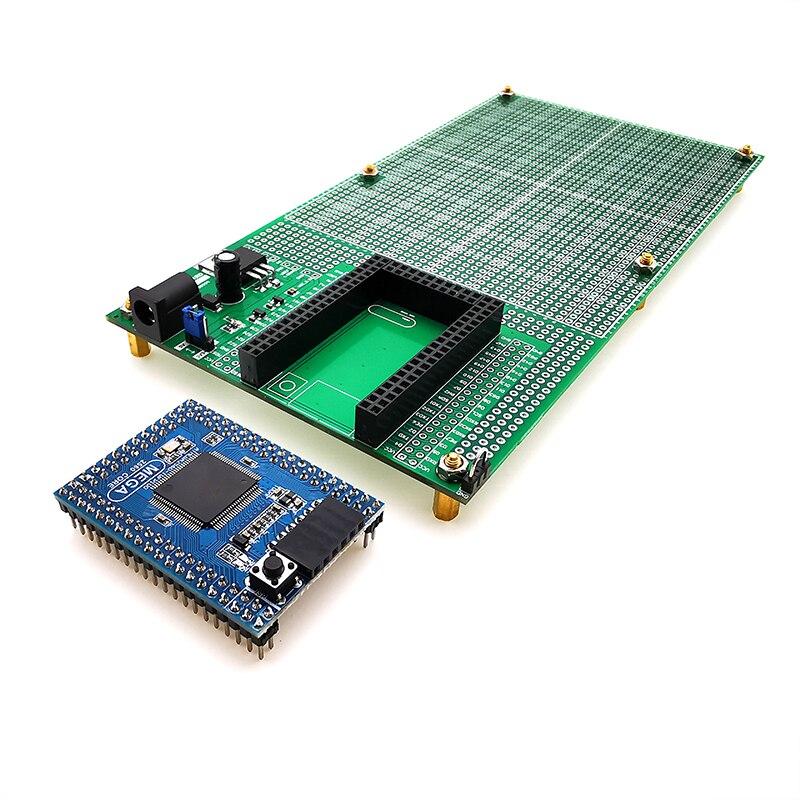 AliExpress - Double Side Prototype PCB Breadboard DIY 100x200mm 4.096V and Mega mini 2560 kits