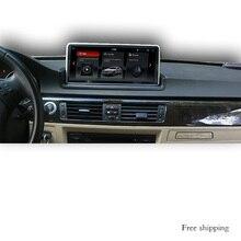 Liandlee voiture multimédia GPS Audio Radio stéréo pour BMW 3 E90 E91 E92 E93 2004 ~ 2013 sans moniteur CarPlay TPMS Navigation NAVI