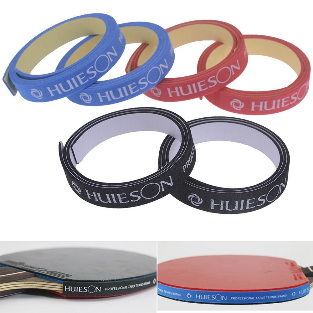 4 pces raquete de tênis de mesa paddle proteção esponja fita acessórios anti-colisão protetor ping pong raquete lados proteger fita