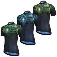 jesocycling cycling jersey men bike jersey pro team breathable mtb bicycle jersey top short sleeve maillot ciclismo