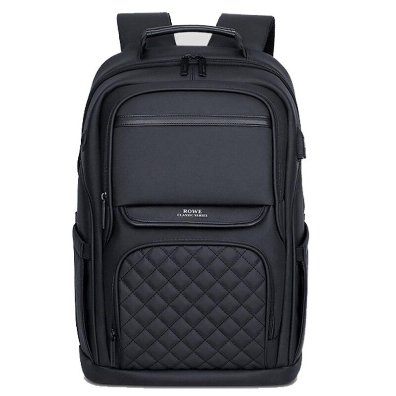 Étanche USB charge ordinateur portable 15.6 pouces hommes sac à dos ordinateur portable homme professionnel sport voyage pack sac pack sac à dos pour homme