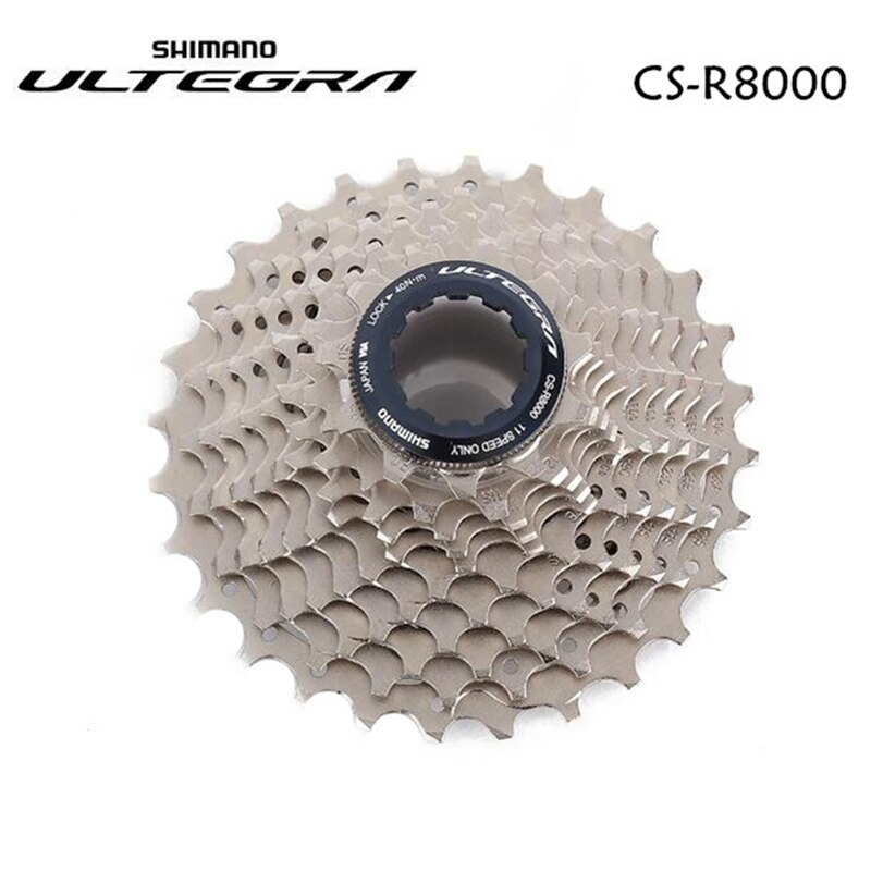 Shimano Ultegra R8000 11 velocidad bicicleta de carretera bicicleta Cassette CS-R8000 11-25t 11-28t 11-30t 11-32t 11-34t 12-25t