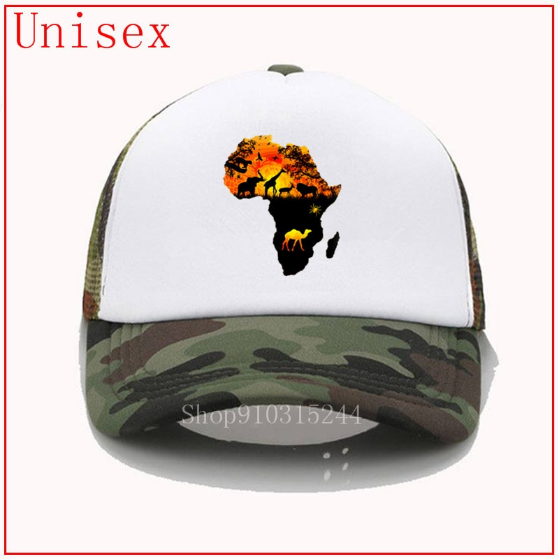Sombrero de cubo continente 0 mujer de África sombreros de Sol para mujeres Gorras gorra visera del escudo solar sombrero para chicas moda pop