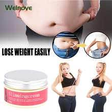 100g Slimming Cream Body Shaping Fat Burning Reduce Weight Ointment Losing Weight Belly Waist Firmne