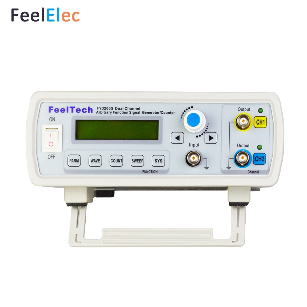 FY3200S-06M DDS Dual-Channel Function Signal Generator Arbitrary Waveform Generator