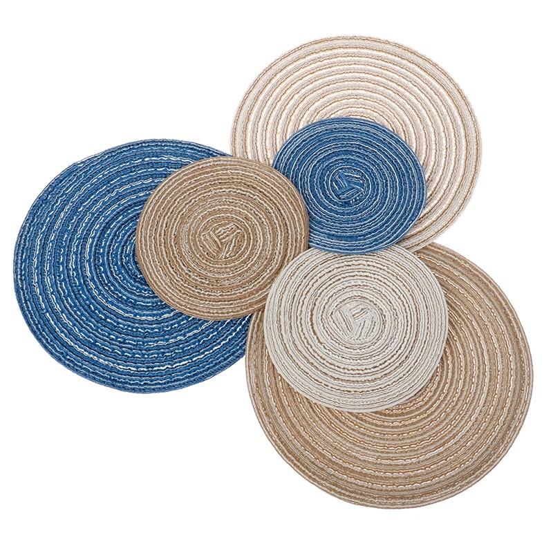 Плетеные турецкие Коврики ручной работы, мини-коврик для кукольного домика, миниатюрные декоративные напольные покрытия для масштаба 1:12, н...