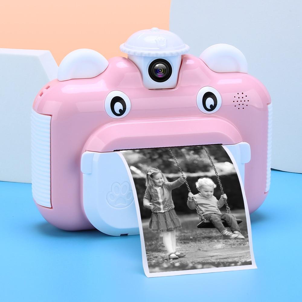 Child Instant Print Camera Kids Printing Camera for Children Digital Camera Photo Toys