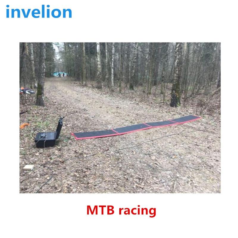 Bicicleta de montaña MTB competencia chip de sincronización uhf lector antena rfid 10dbi ganancia antena de alfombra
